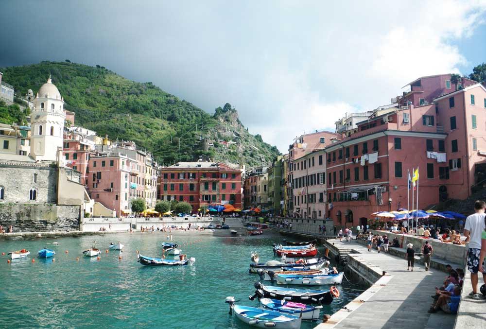 Vernazza | Cidade Turística da Itália