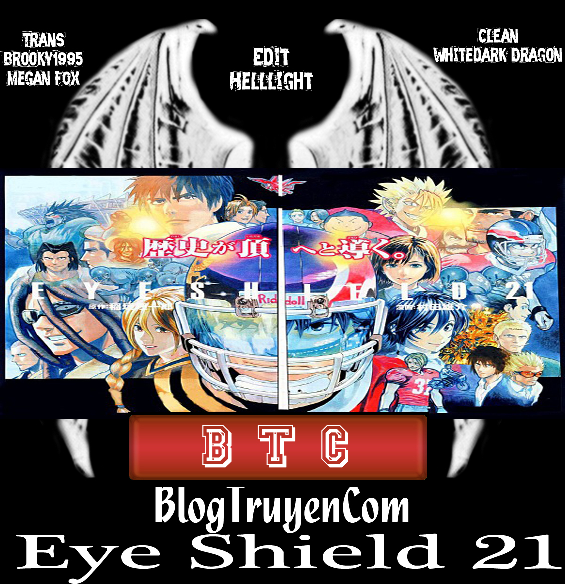 Eyeshield 21 chapter 101 trang 22