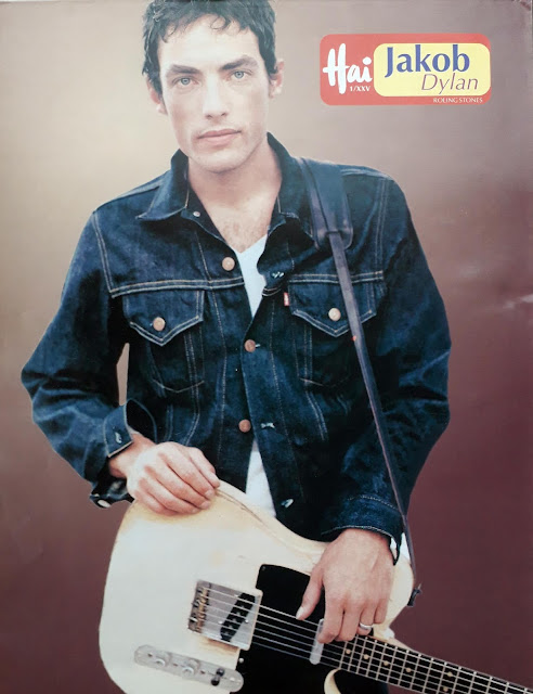 PIN UP JAKOB DYLAN
