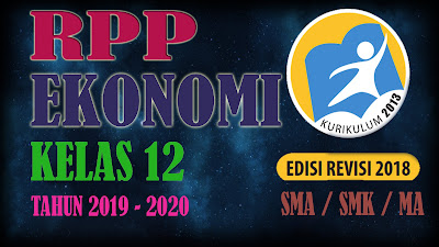 RPP EKONOMI KELAS 12 KURIKULUM 2013
