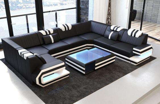 u shaped sofa settings for home xhaami