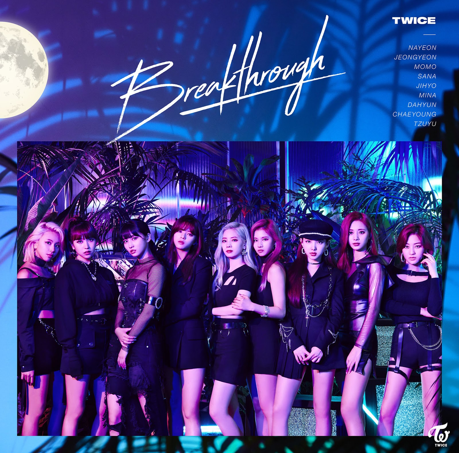 TWICE – Breakthrough – EP (ITUNES MATCH AAC M4A)