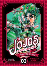 JOJO'S BIZARRE ADVENTURE Phantom Blood #3