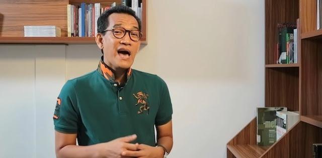 """Ngeri, Refly Harun Ungkap Cara Cukong """"Beli"""" Parpol untuk Kuasai Presiden dan Wakilnya"""