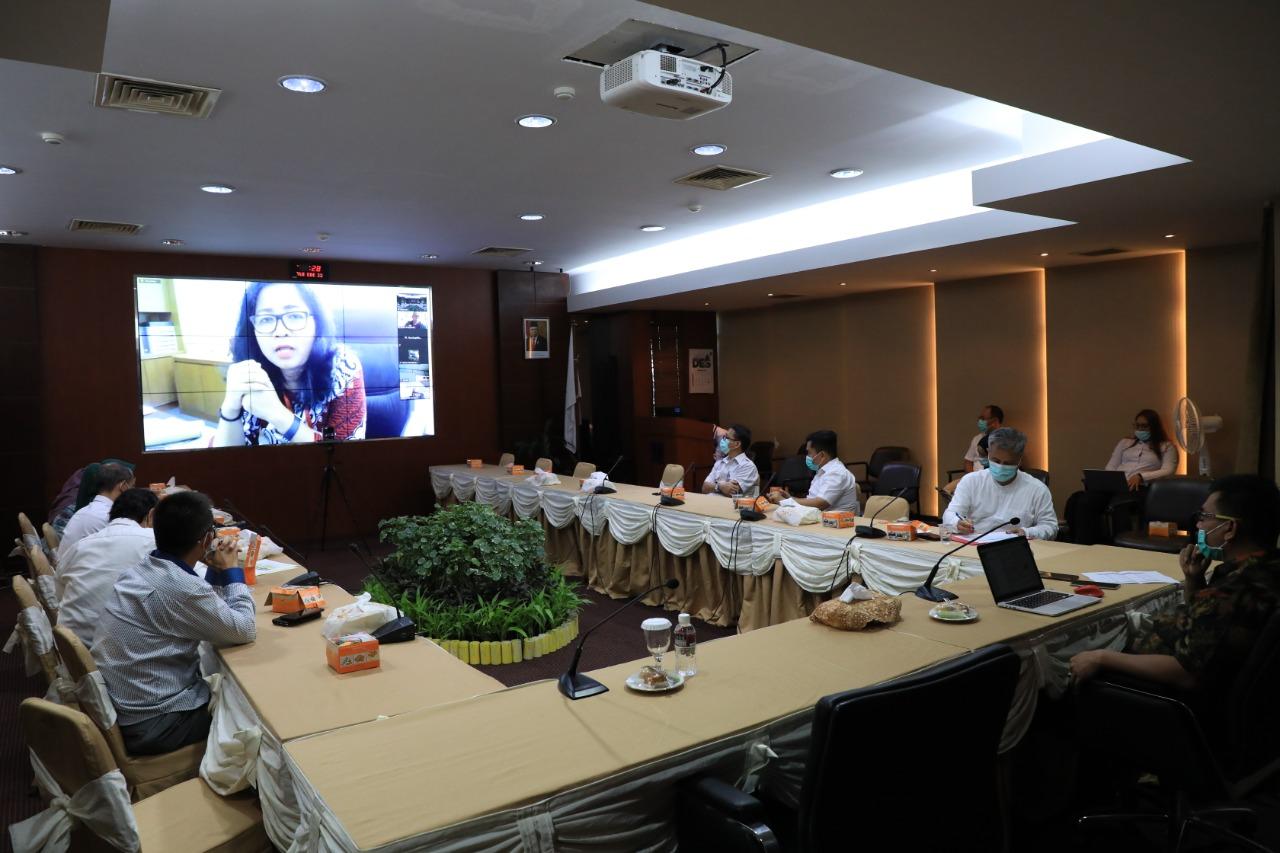 Tingkatkan Kunjungan Investasi, BP Batam Menggelar Rakor Sosialisasi TCA/RGL Batam-Singapura