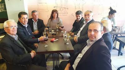Με τον Περιφερειάρχη συναντήθηκαν η Δήμαρχος και οι Πρόεδροι του Σουλίου