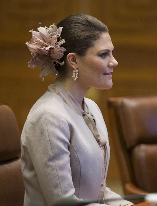 Princess Victoria visit South Korea