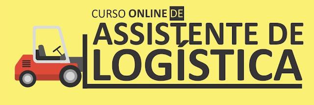 Curso Online de Assistente de Logística - Curso Livre Para Trabalhar na Logística