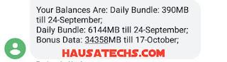 Airtel Garabasa: Yadda Zaka Samu 4.6GB Da N200 23GB Da N1000