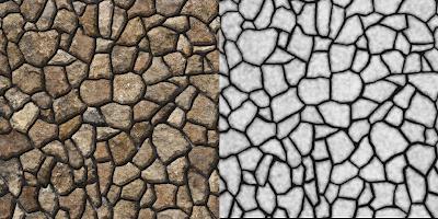 Enscape中的材质凹凸基础插图(4)
