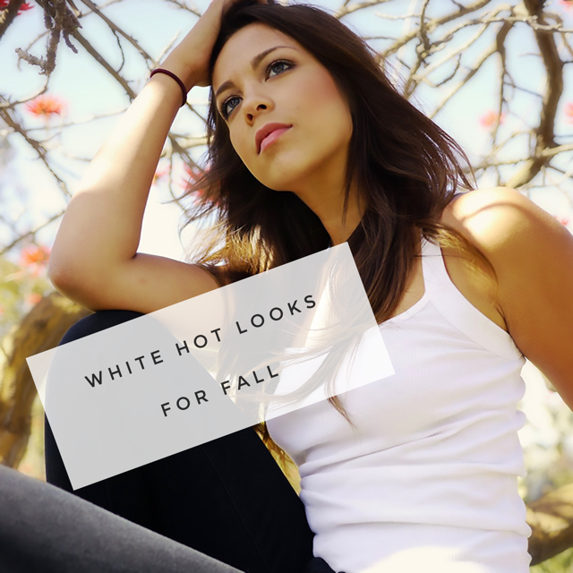White Hot Looks to Wear After Labor Day