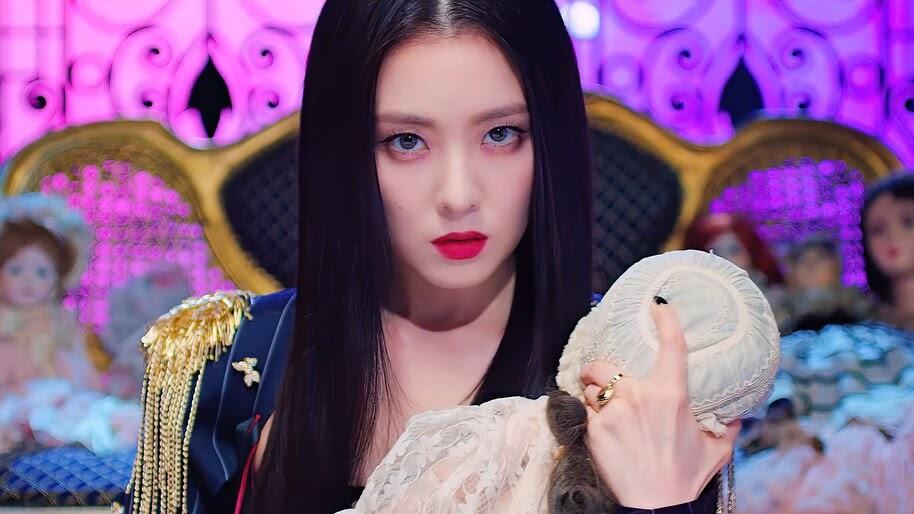 Red Velvet, Monster, Irene, MV, 4K, #7.2185