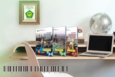 Buku Teks Muatan Pelajaran SKI Madrasah Aliyah (MA) Tahun 2019
