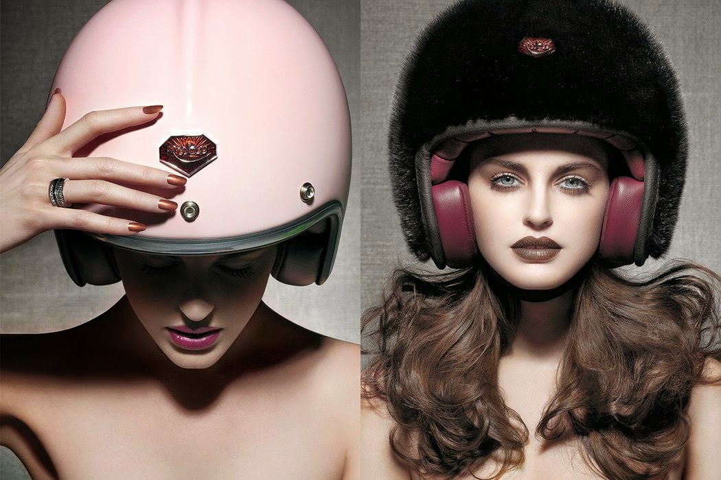 Awesome Beauty Industry Photo Retouching Works By Cyril Lagel