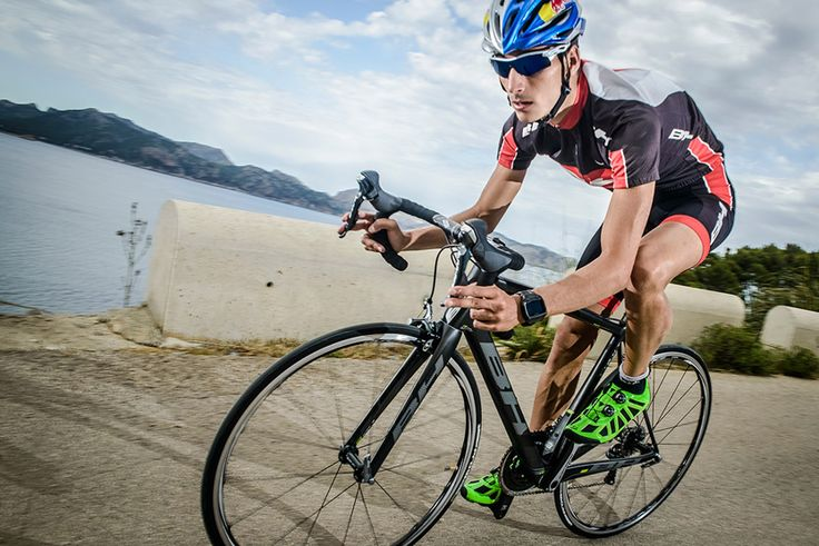 does cycling build leg muscles