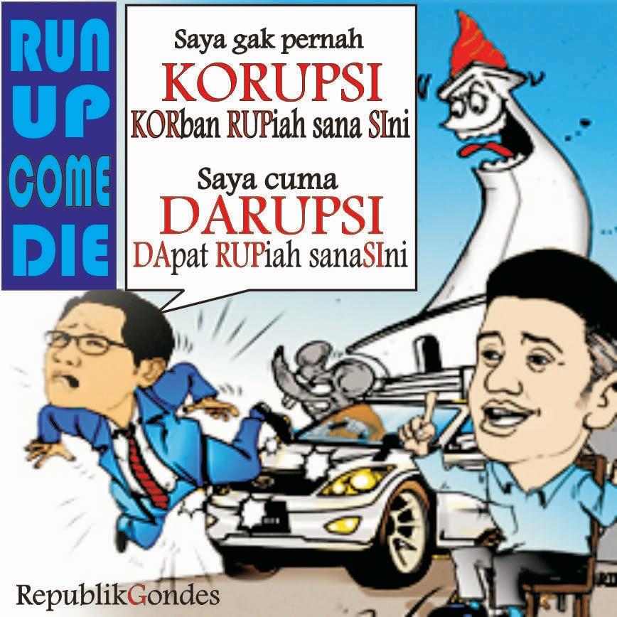 Naskah Stand Up Comedy Tema Korupsi ~ Cerita Humor Lucu ...