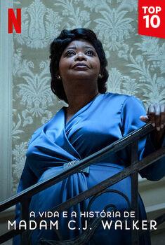 A Vida e a História de Madam C.J. Walker 1ª Temporada Torrent – WEB-DL 1080p Dual Áudio