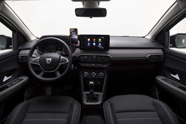 Novo Renault Logan 2022: fotos e detalhes oficiais