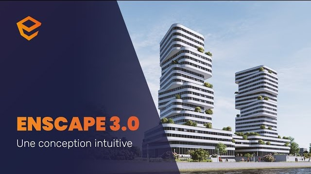 Enscape 3D v3.0