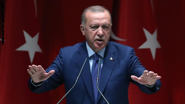 """أردوغان: تركيا ستقيم إمكانية إرسال قوات إلى ليبيا """"إذا تلقينا الدعوة"""""""