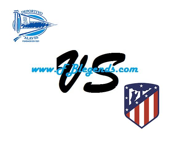 مشاهدة مباراة اتليتكو مدريد وديبورتيفو ألافيس بث مباشر الدوري الاسباني بتاريخ 16-12-2017 يلا شوت