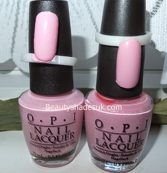 OPI  Polish You Better  Pink! vs Pink Friday