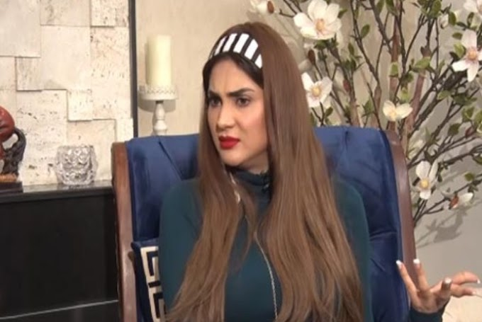 """Fiza Ali has revealed the """"habit of defeating my father with my mother"""""""
