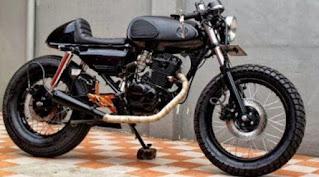 100++ Modifikasi motor Tiger Revo super keren (+ Gambar)