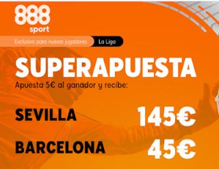 Superapuesta 888sport Sevilla v Barcelona 19-6-2020