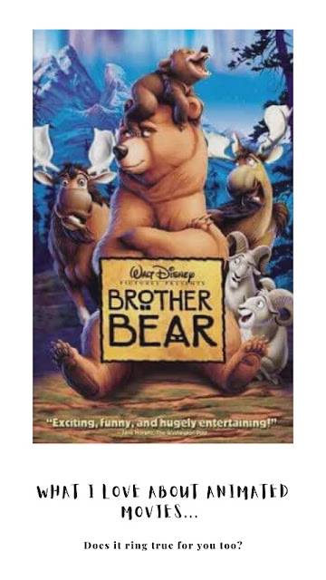 Brother Bear aurora borealis movie travel review doibedouin
