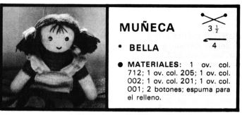 muñeca-tricot
