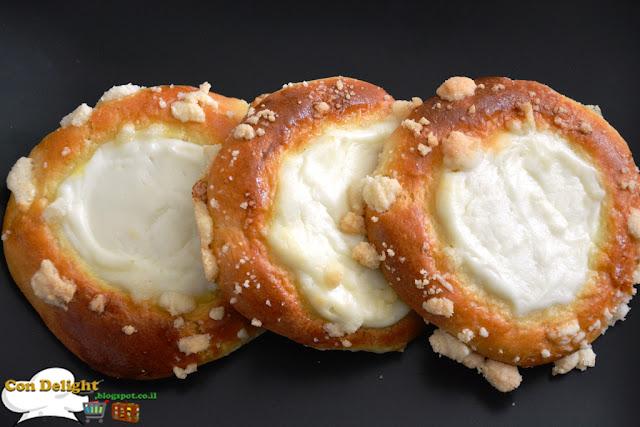Kolachy pastry Texan style