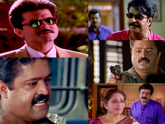 These Malayalam Cinema Interval Scenes Packed A Punch !!