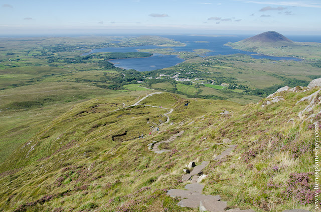 Parque Nacional de Connemara Irlanda