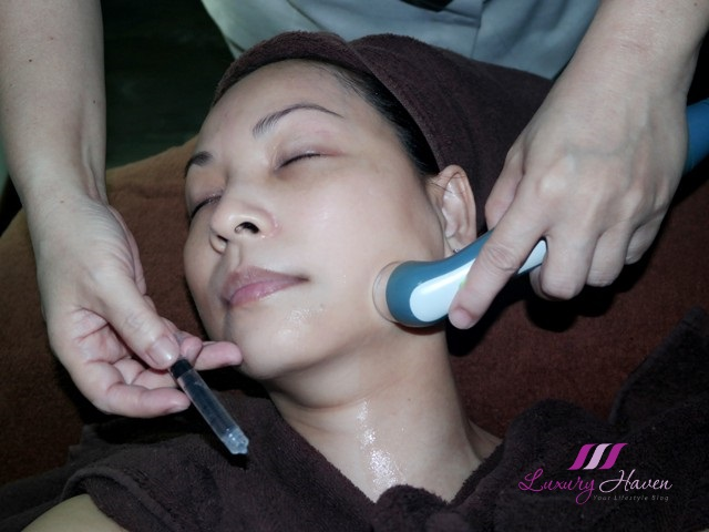 rexults medspa restorative radiance facial review