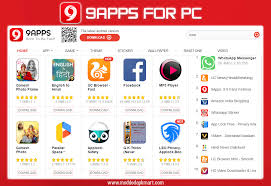 9 Apps free download vidmate tube: 9Apps For PC Laptop and Windows 7