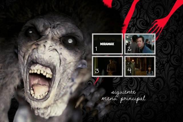 Capturas No Tengas Miedo a la Oscuridad DVDR Latino