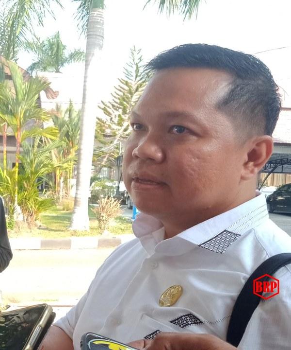 DPRD Kabupaten Kapuas Adakan Rapat Gabungan Pembentukan Fraksi