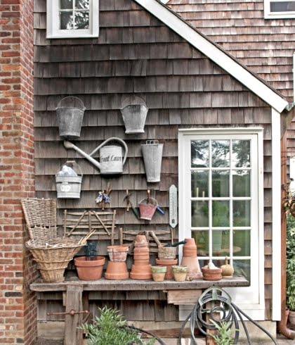 cottage living with antiques