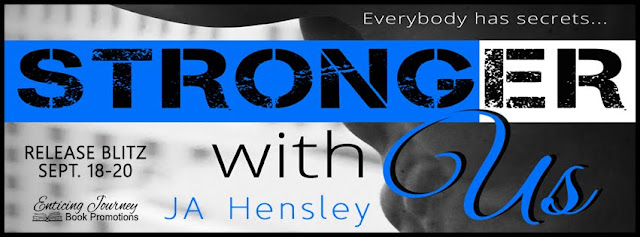 Stronger With Us Release Blitz!