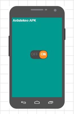membuat aplikasi android arduino dengan remotexy