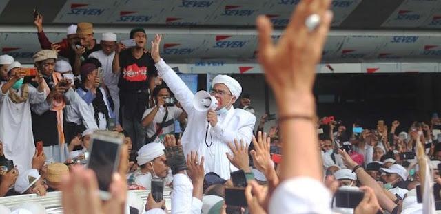 Setelah UAS, Buya Yahya Dukung Habib Rizieq, HRS Cegah Kemungkaran di Indonesia