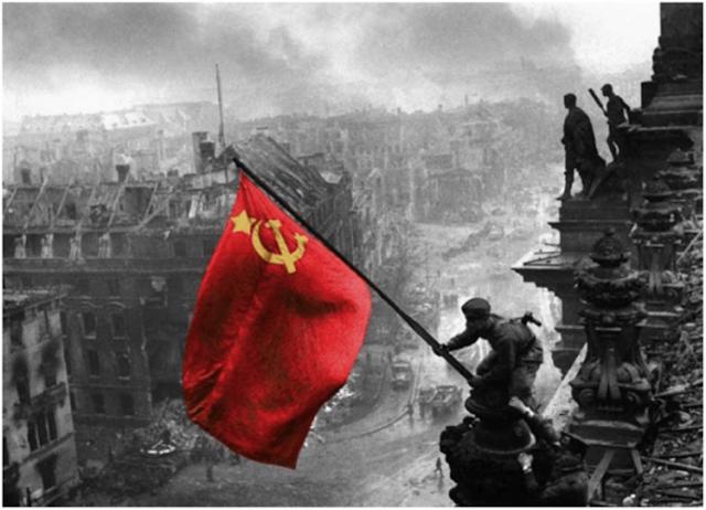 """Ανακοίνωση του ΚΚΕ για την 9η Μάη """"Ημέρα Αντιφασιστικής Νίκης των λαών"""""""