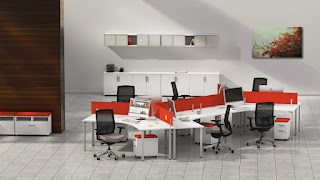 Mayline e5 Open Desking