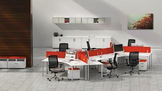 Mayline e5 Open Desking