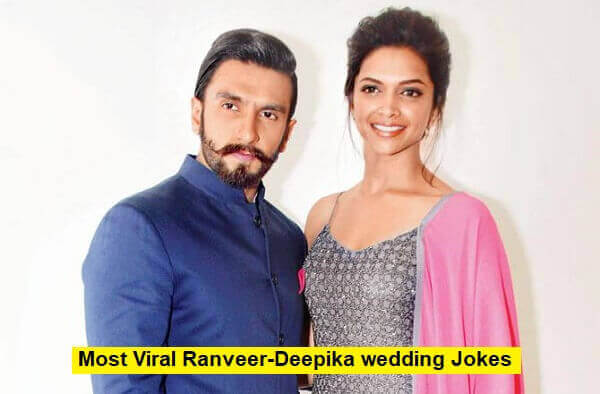 Deepika Ranveer Wedding Jokes Memes