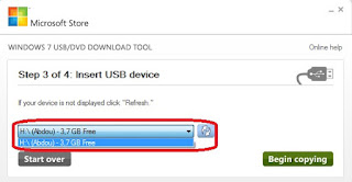 برنامج حرق الويندوز على فلاشة windows usb dvd download tool  اقوى برنامج قد تجده على الإطلاق