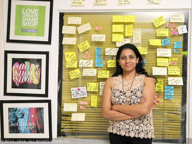 Indian Startup Success Stories limeroad