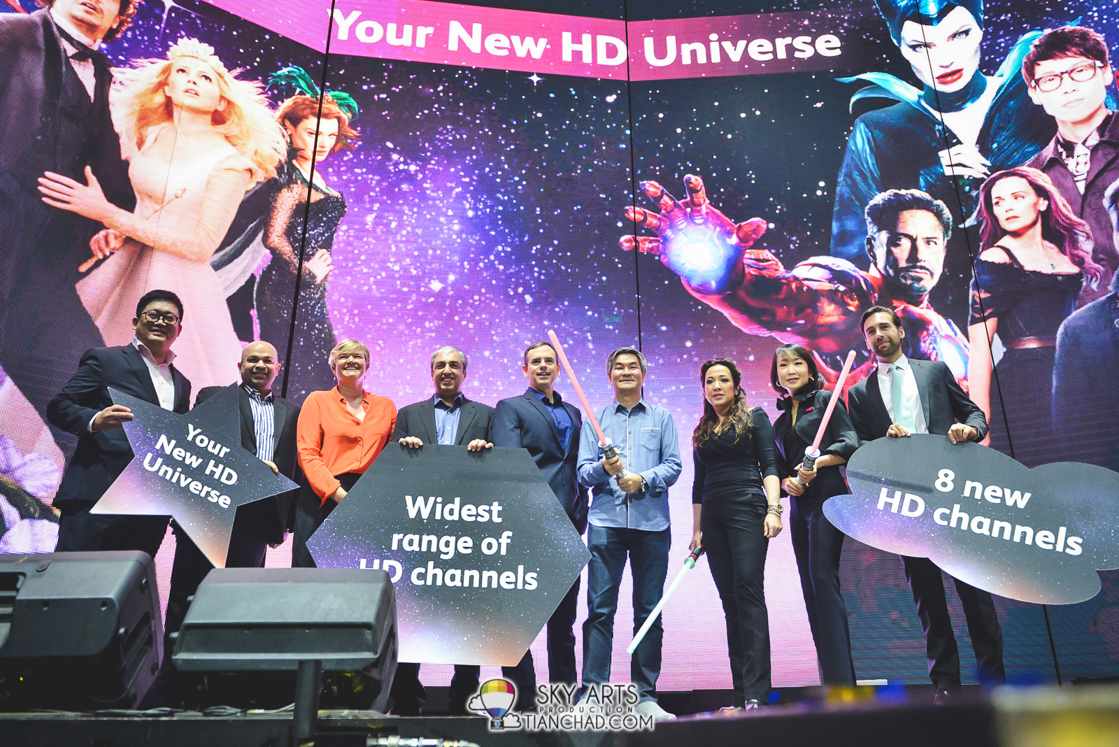 10 New Channels on Astro now!! - 8 HD Channels and 2 SD Channels