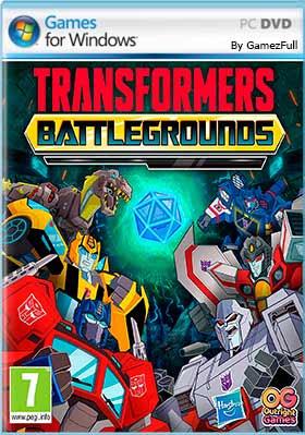 Transformers Battlegrounds PC Full Español
